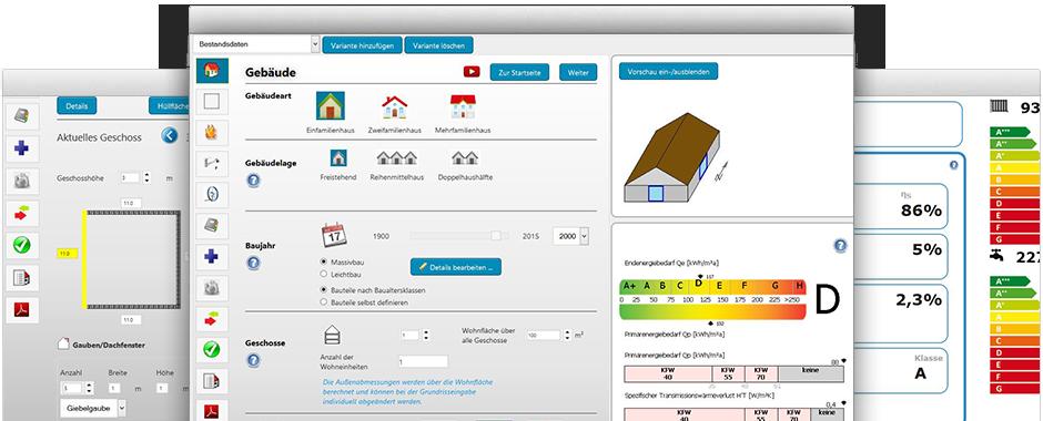 iGEB Software Energieberatung
